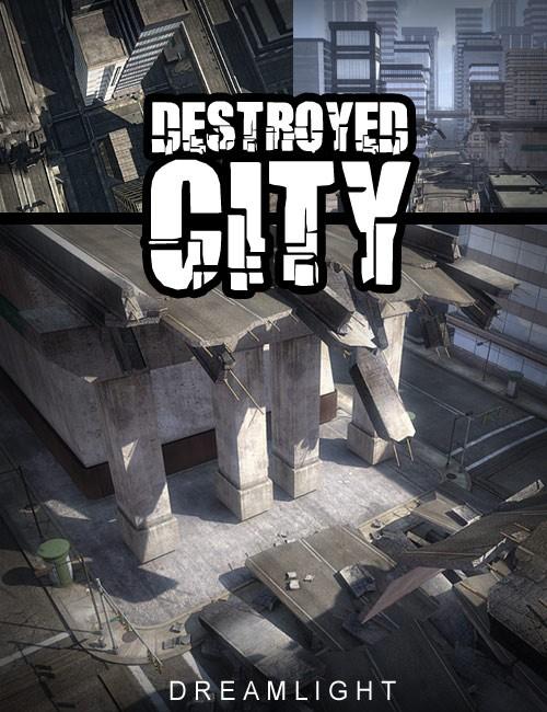 In The City: Destroyed Bridge