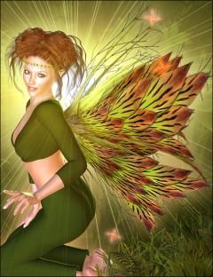 Faery Wings Deluxe