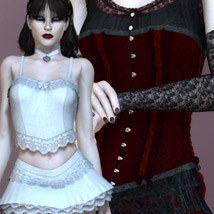 Forbidden- Victorian Innocence Bundle