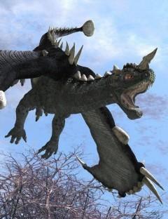 Hammer Tail Dragon