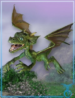 Hatchling Dragon PLUS!