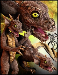 Millennium Dragon 2 Hatchling