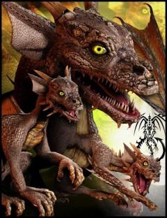 Millennium Dragon 2 Dragonling