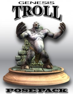 DA Genesis Troll Poses