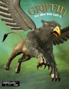 Griffin for DAZ Big Cat 2