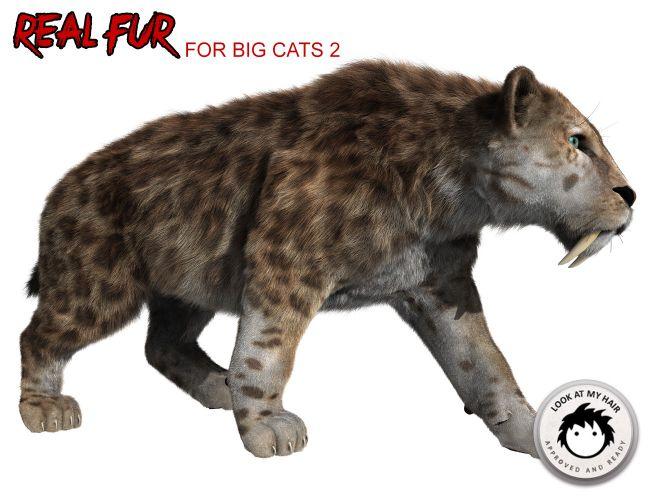 daz big cat 2