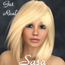 Get Real for Sasa Hair