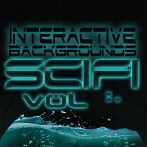 Interactive Backgrounds: Vol3 - Sci-Fi