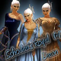 Sshodan's Royal V4&Dawn