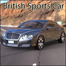 British Sports Car