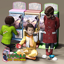 Capsule Toy Machine