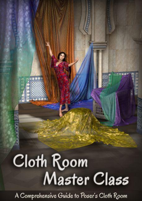 Cloth Room Master Class Tutorial