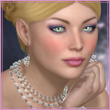 Dazzle for Adorned in Pearls