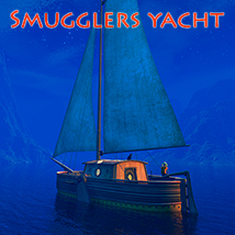 Smugglers yacht
