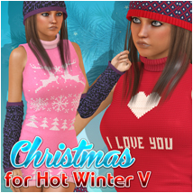 Christmas for Hot Winter