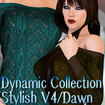 Dynamic Collection- Stylish V4/Dawn