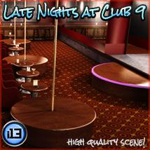 i13 Late Nights at CLUB 9
