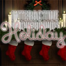 Interactive Backgrounds: Holidays