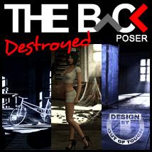 THE BACK Destroyed - POSER
