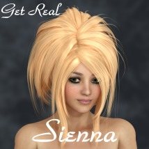 Get Real for Sienna Hair