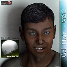 Gel Hair-MSC