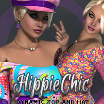 i13_3DS Easy Dynamics Hippie Chic