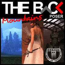 THE BACK Mountains - POSER