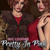 NYC Couture: Pretty In Pink