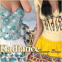 Radiance for Summer Breeze