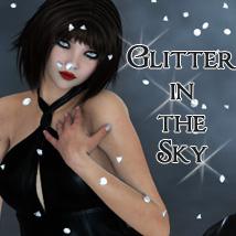 Glitter in the Sky