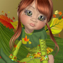 DA-LittleDarling for Kiki Fairy Bugs