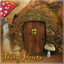 SV's Autumn Fairy House