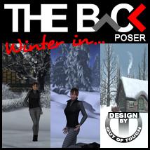 Winter in THE BACK - POSER