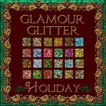 BLING! GLAMOUR GLITTER-Holiday