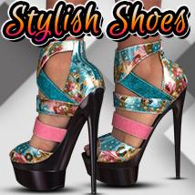 A_3DS Stylish Shoes