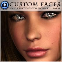 i13 Custom Faces