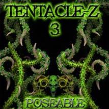 TentacleZ 3 Posable