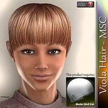 Viola Hair- MSC