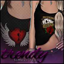 Trendy for Simply Tee