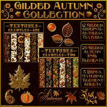 Gilded Autumn Collection w/Free Bonus