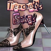 NYC Collection: Teacher's Shoes