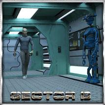 Ship Elements B1: Hallway Construction Set