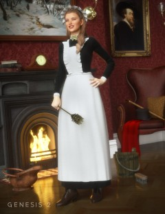 Victorian Maid for Genesis 2 Female(s)