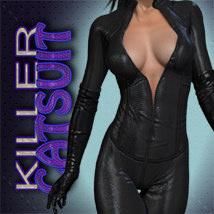 Exnem Killer Catsuit
