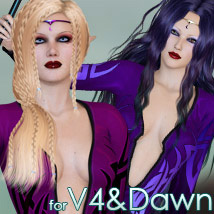Dynamic Collection- Fantasy V4/Dawn