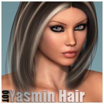 Yasmin Hair and OOT Hairblending