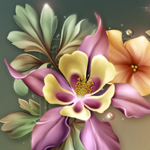 Moonbeam's Fleurs de la Foret