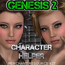 Genesis 2 Character Helper