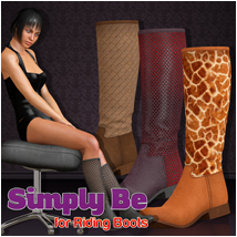 Simply Be for Riding Boots