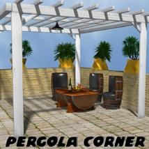 Pergola Corner